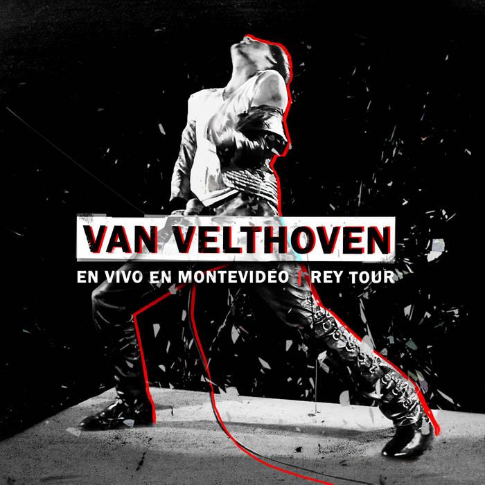 """""""En vivo en Montevideo / Rey Tour"""" cover art"""