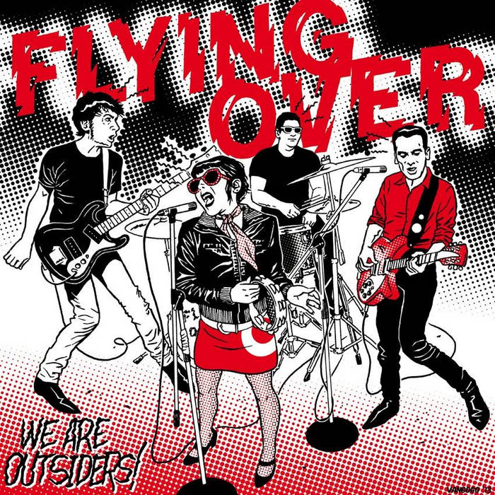 WE ARE OUTSIDERS cover art