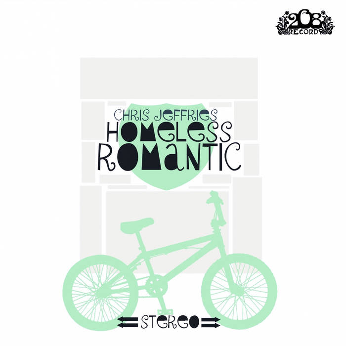 Homeless Romantic cover art