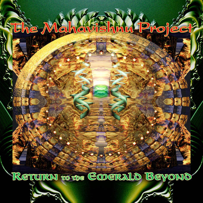 Return To The Emerald Beyond cover art