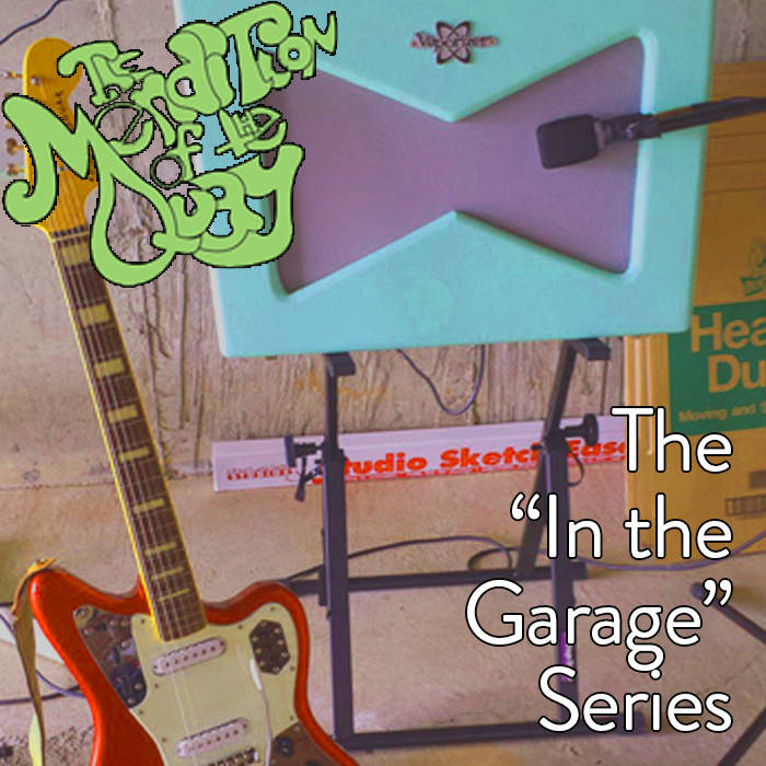 "The ""In the Garage"" Series cover art"