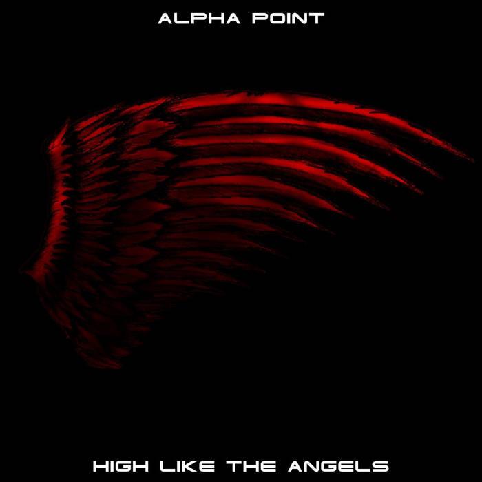 High Like The Angels CDM cover art