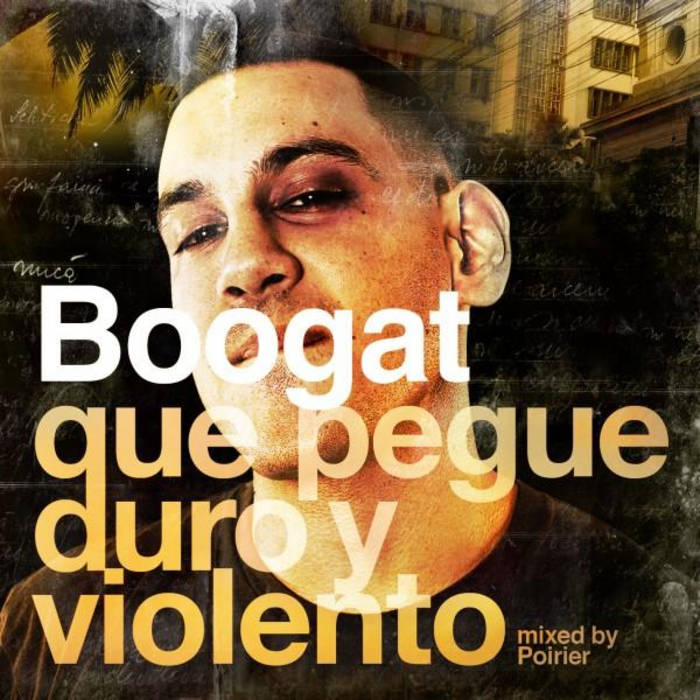 Que Pegue Duro y Violento cover art