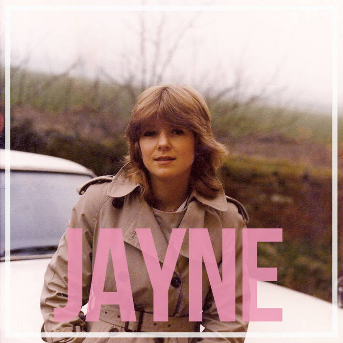 JAYNE EP cover art