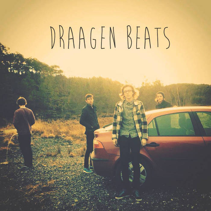Draagen's Smokehouse Mixtape Vol. 2 cover art