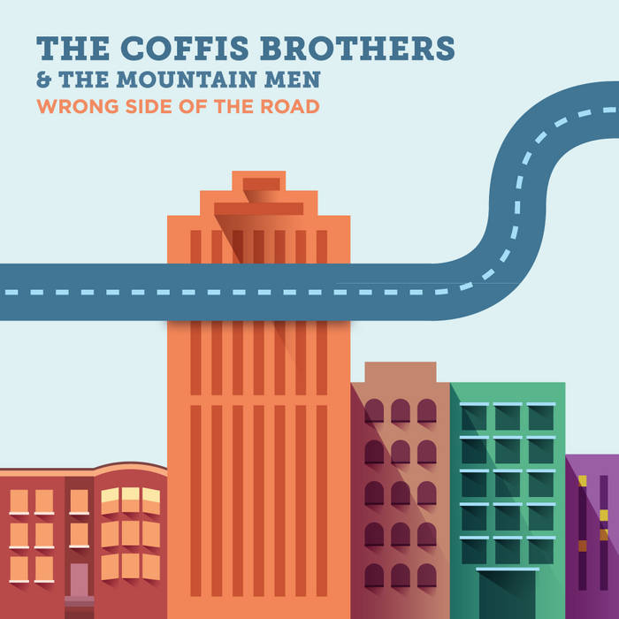 Wrong Side of the Road cover art