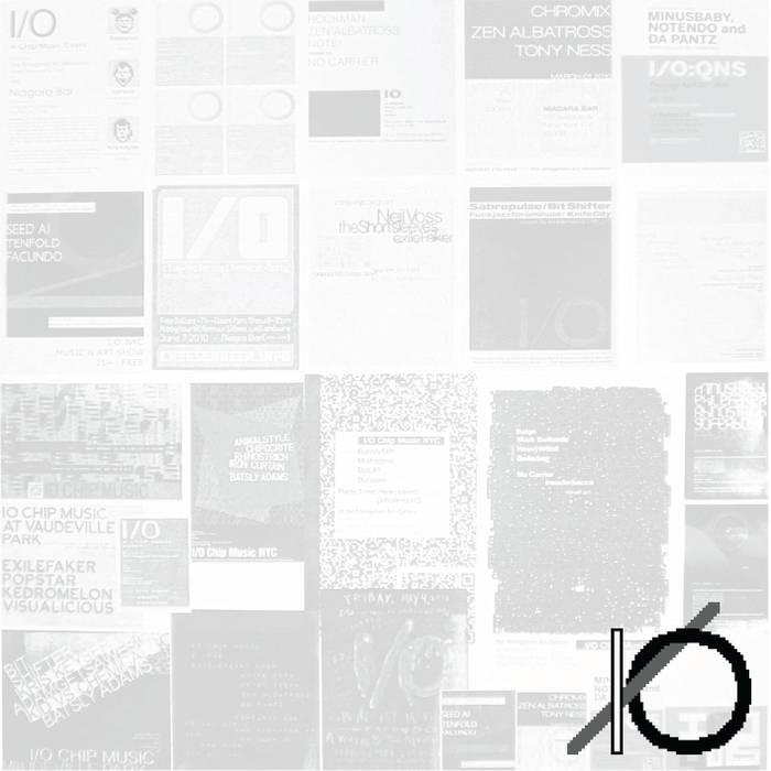 I/O Chip Music Compilation vol. 1 cover art