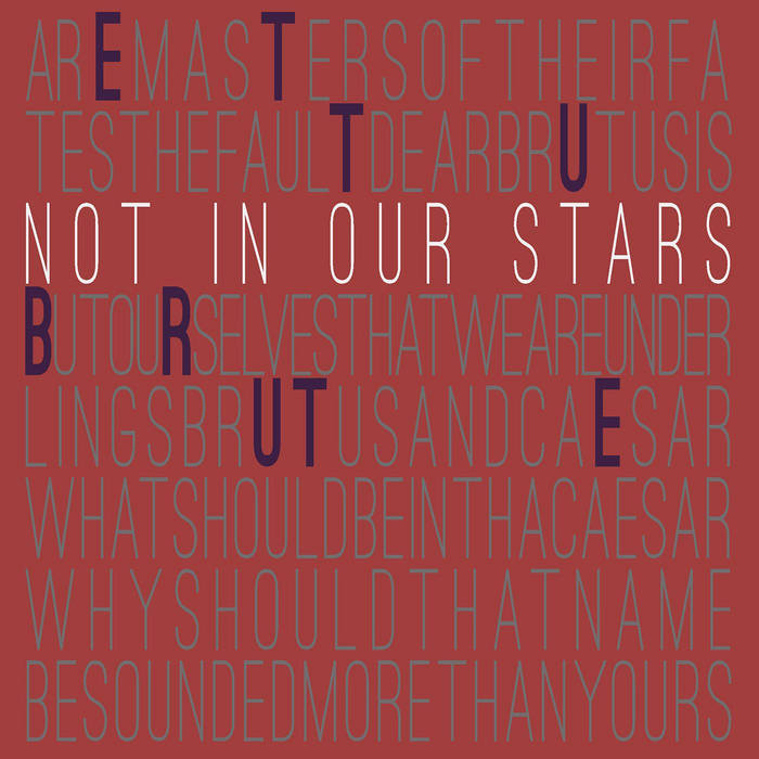 Not In Our Stars cover art