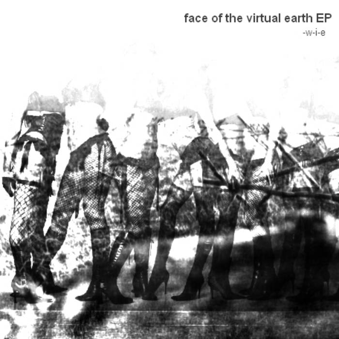 [OUT_15] FACE OF THE VIRTUAL EARTH EP cover art