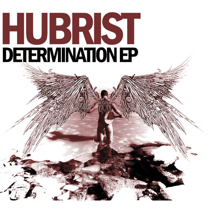 determination EP cover art