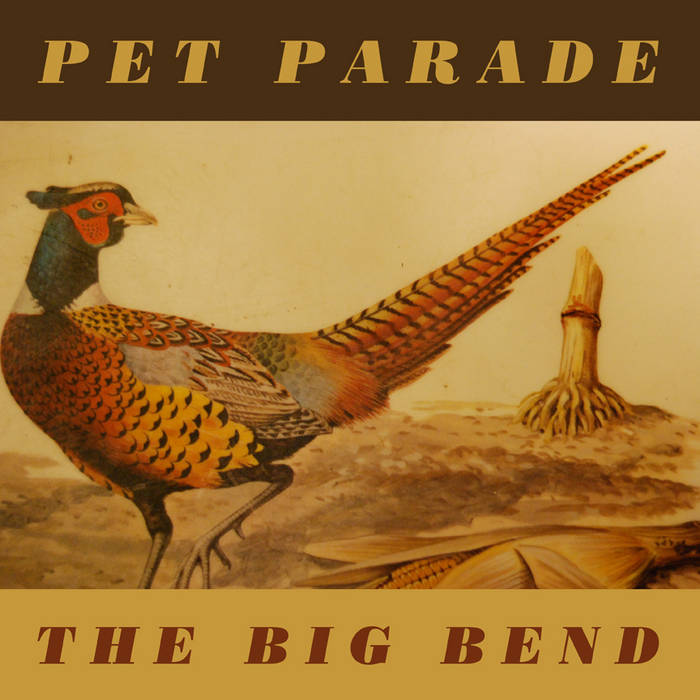 The Big Bend cover art