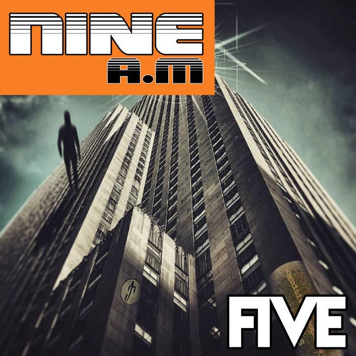 Nine A.M - Five----- Hipnotic Jazz x DING cover art