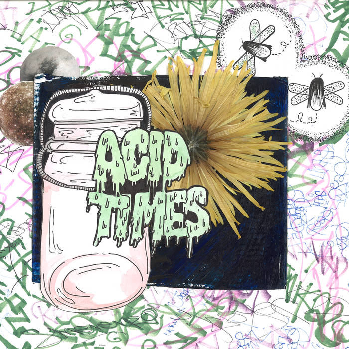 Acid Times EP cover art