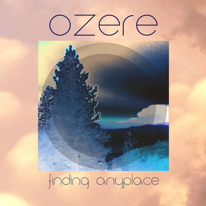 Finding Anyplace cover art
