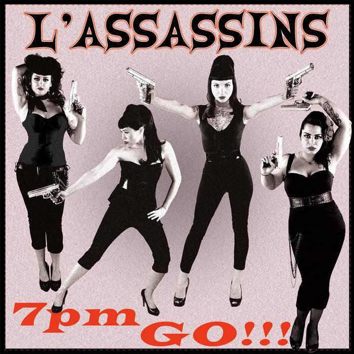 """L'Assassins 7"""" cover art"""