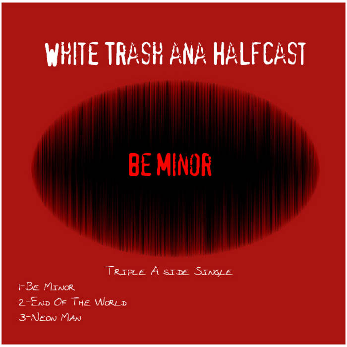 Be Minor (Triple A side Single) cover art