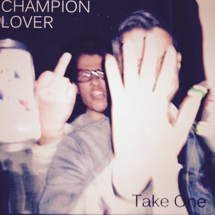 Take One cover art