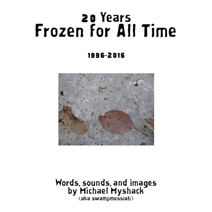 20 Years Frozen for All Time cover art