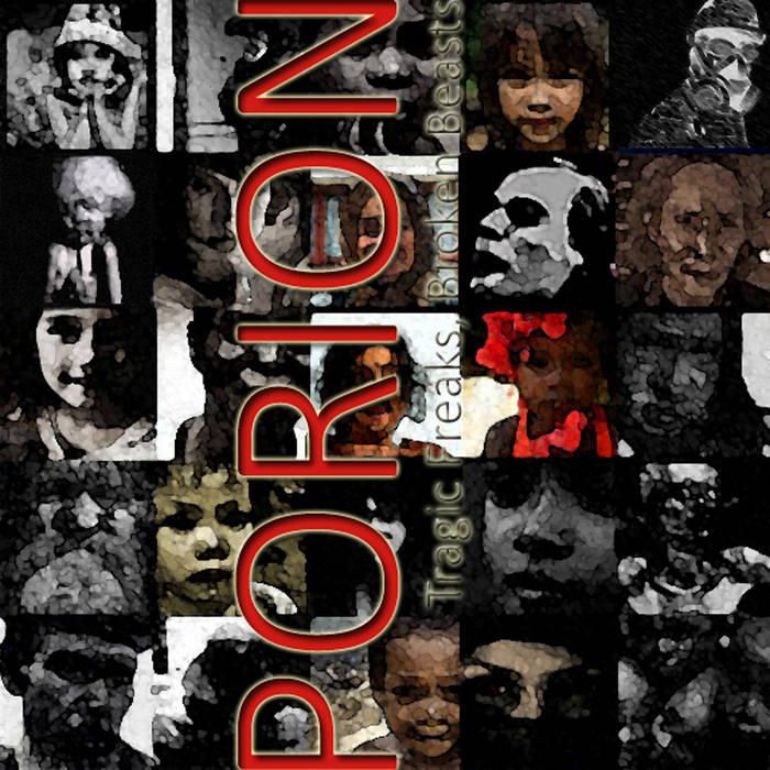 Tragic Freaks, Broken Beasts cover art
