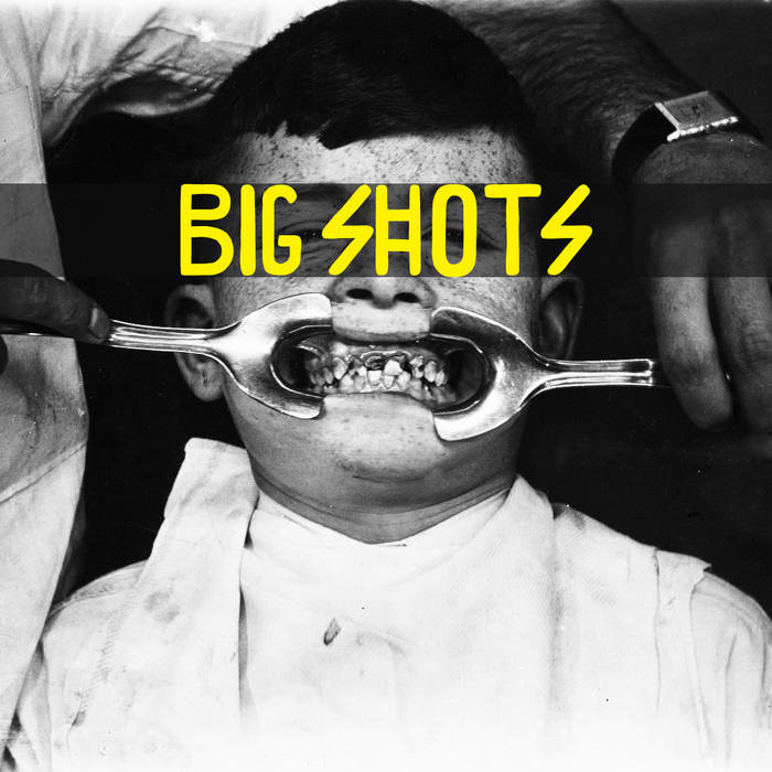 Big Shots EP cover art