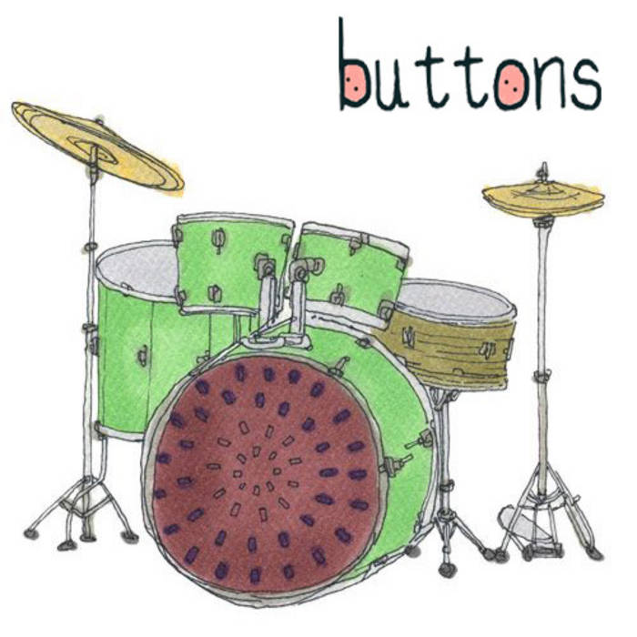 buttons cover art