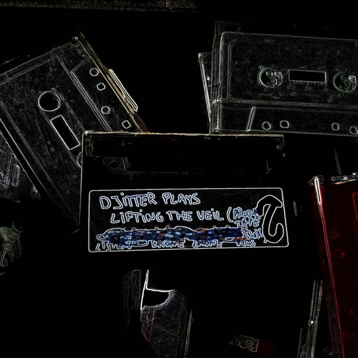 Plays Lifting The Veil (Drone Tape Box) cover art