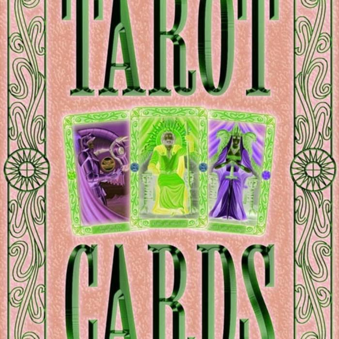 Tarot Cards (EP 2016) cover art