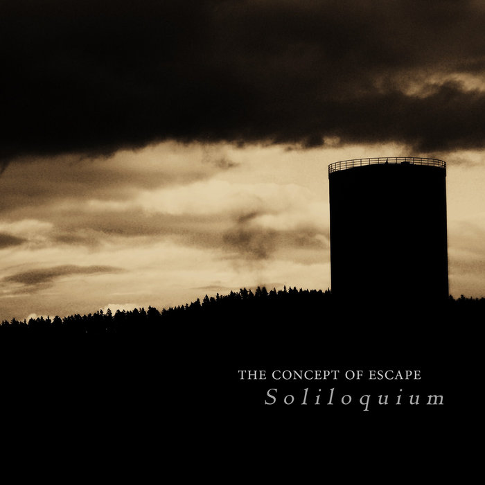 The Concept of Escape cover art