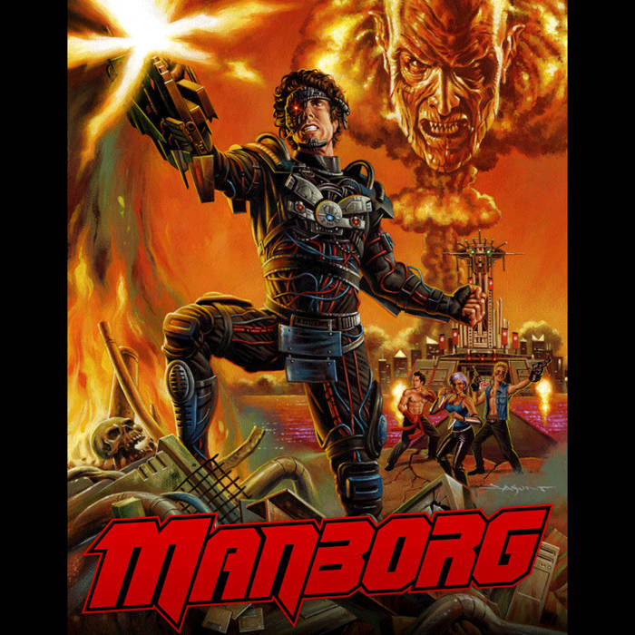 MANBORG cover art