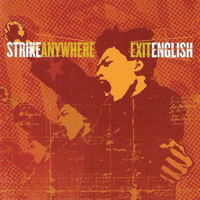 Exit English cover art