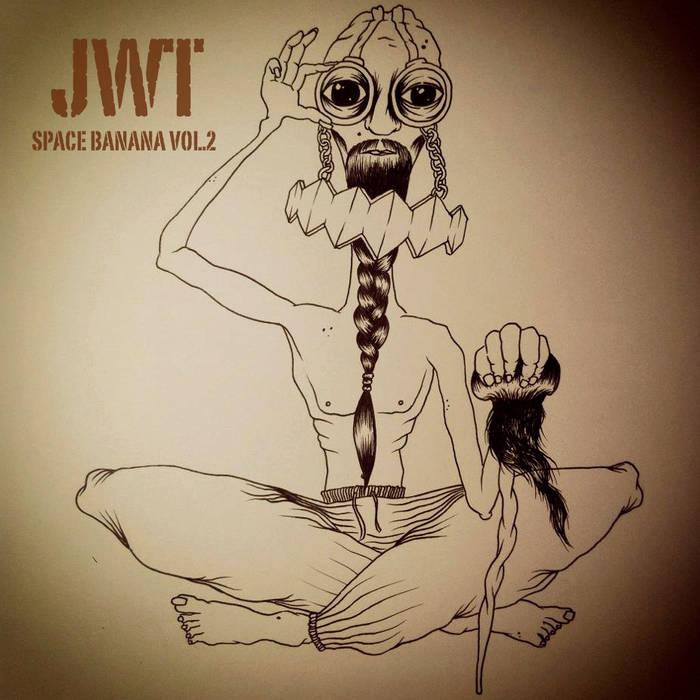 Space Banana Vol.2 cover art