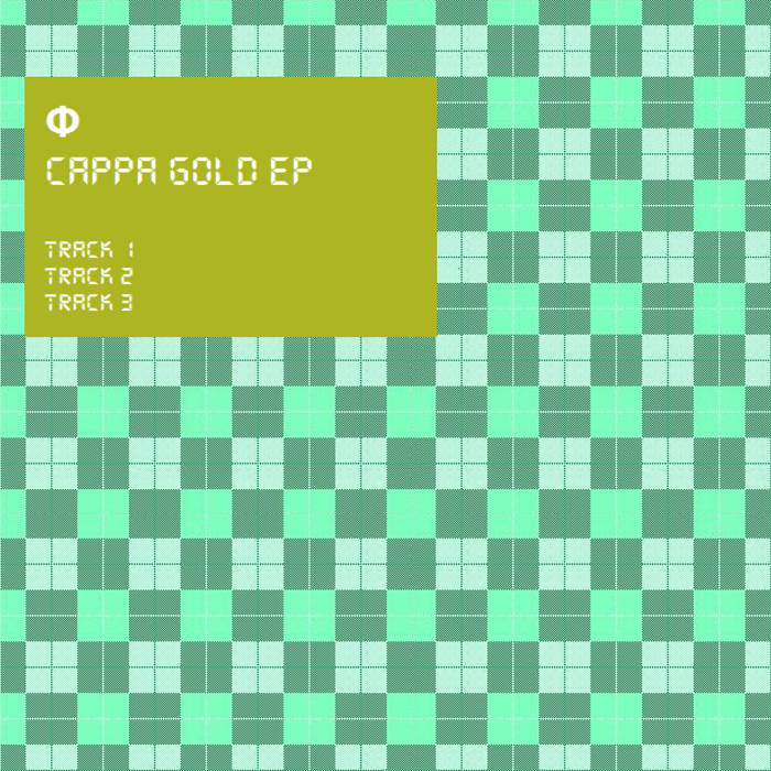Cappa Gold EP cover art