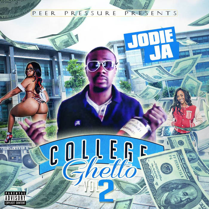 College Ghetto Vol.2 cover art
