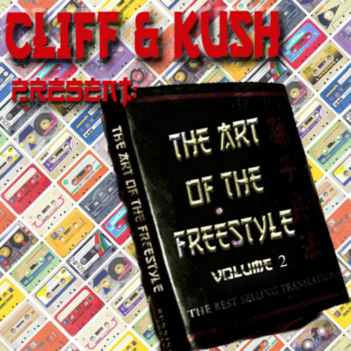 Vol. 2 The Art of The Freestyle cover art