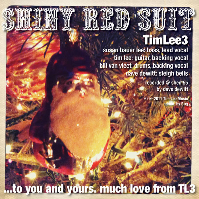 Shiny Red Suit cover art