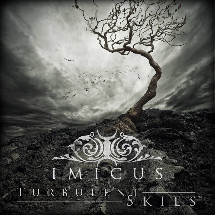 TURBULENT SKIES cover art