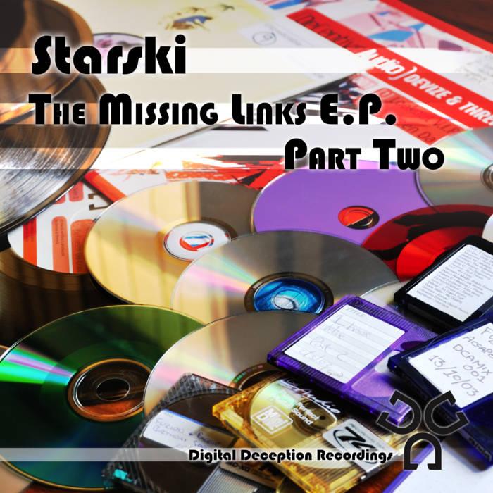 The Missing Links Part 2 - E.P. cover art