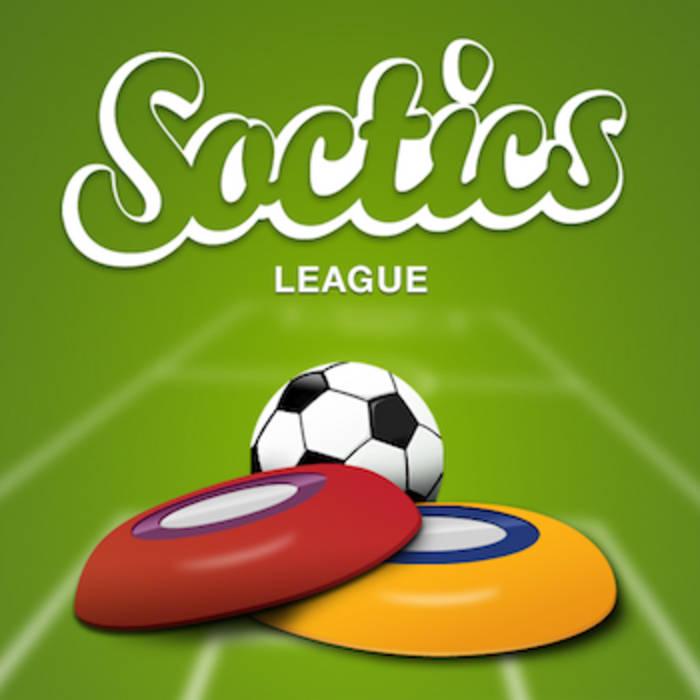 Soctics soundtrack cover art