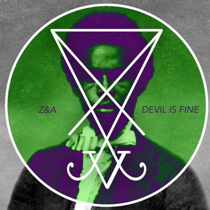 Devil Is Fine cover art