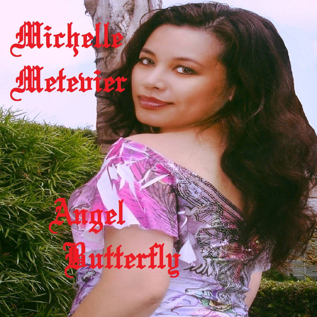Angel Butterfly by Michelle Metevier