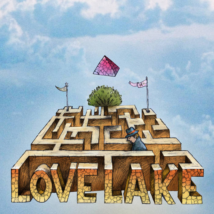 Love Lake cover art