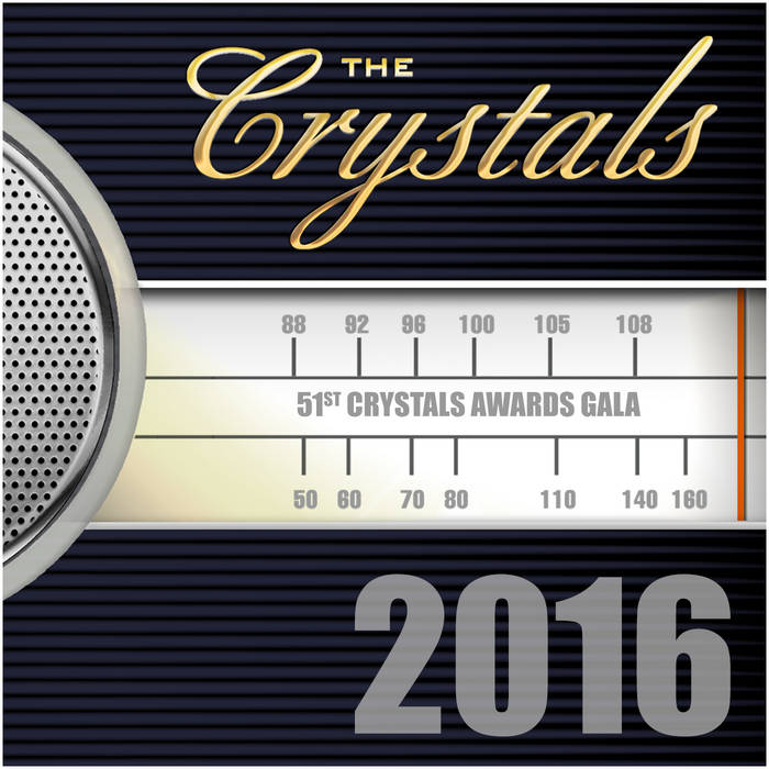 The Crystals 2016 cover art