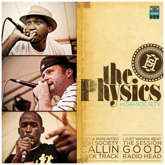High Society EP cover art
