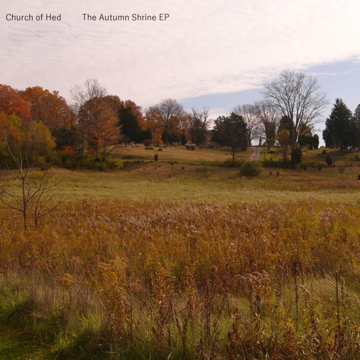 The Autumn Shrine EP cover art