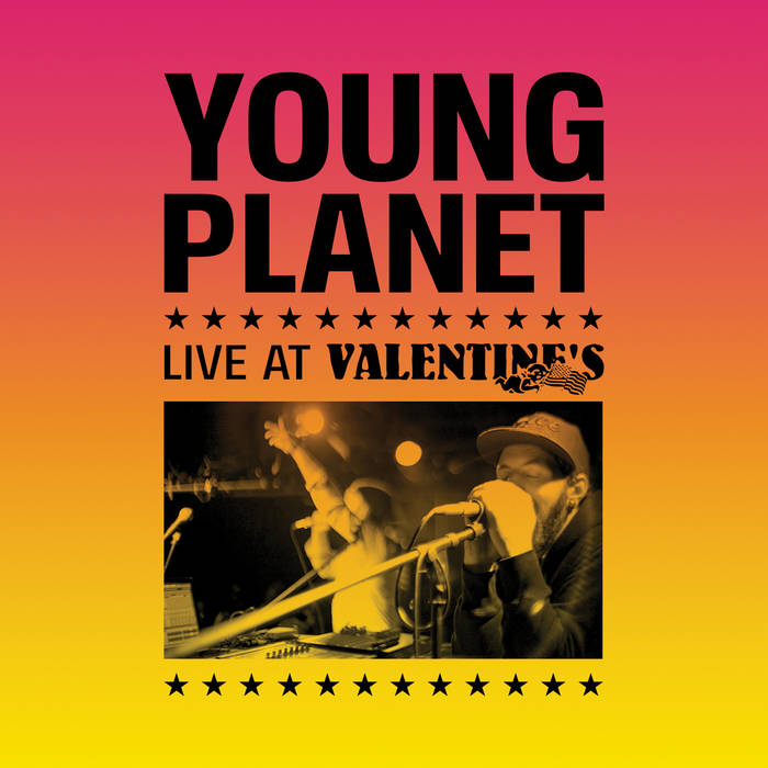 Live at Valentine's cover art