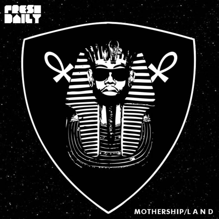 Mothership/Land cover art