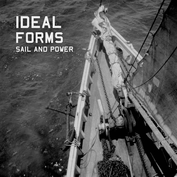 Sail And Power cover art