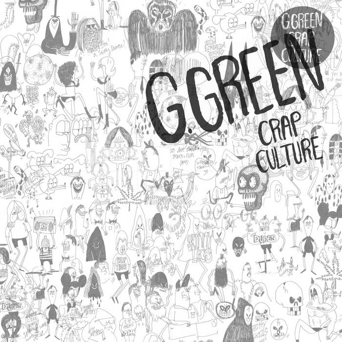 Crap Culture cover art