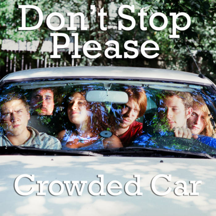 Crowded Car cover art
