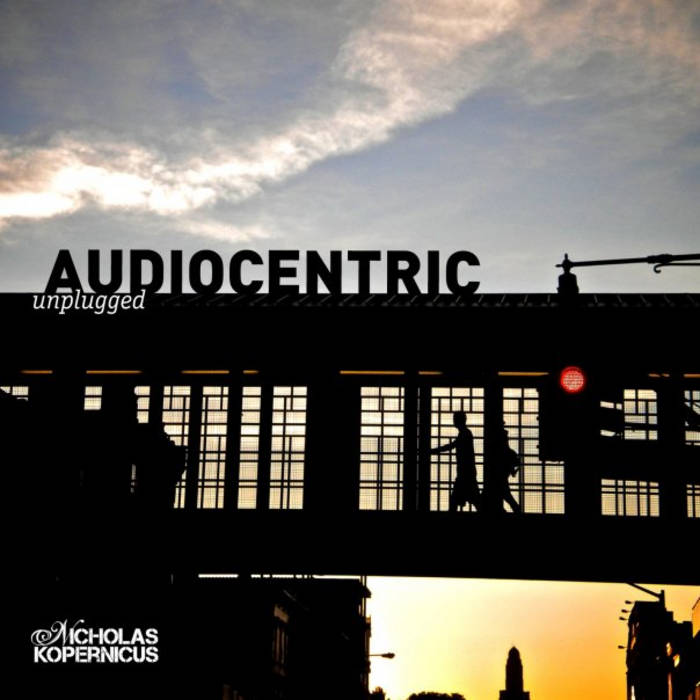 Audiocentric Unplugged cover art